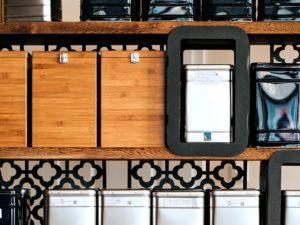 Über 200 Teespezialitäten in der Cafebrennerei Franze